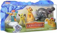Disney Lion Guard 5 Figures Pack Ages 3+ New Toy Jungle Boys Girls Kion Bird Ono