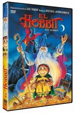 THE HOBBIT (1977 Animated Movie) -  DVD - PAL Region 2 - New