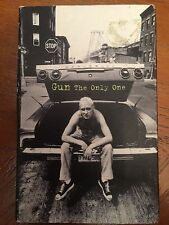 cassette. The Only One/ Word Up. Gun. 1995. card sleeve. AM.