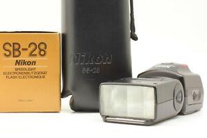 [MINT in Box] Nikon SPEED LIGHT SB-28 Shoe Mount Flash SB28 From JAPAN #2249