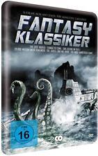 Fantasy Klassiker - Metallbox /  6 SciFi Filme auf 2 DVD