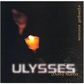 Reeves Gabrels CD Ulysses Della Notte  DAVID BOWIE & ROBERT SMITH of the CURE