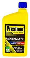 PRESTONE Kühlerfrostschutz Kühlerschutz Frostschutz Gebrauchsfertig 1 L Liter