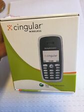 """*VINTAGE- BRAND NEW In Box """"Sony Ericsson""""T306 Cingular Wireless Cell Phone LOOK"""