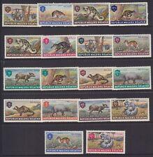 Maluku Selatan Animals MINT NH cpl set 18 South Moluccas Dutch East India 1946