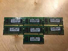 HP 441590-881 1GB DDR2 PC2-6400-666 RAM Memory Lot of 7 Mixed Manufacturers