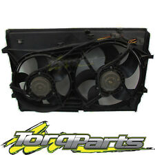 THERMO FANS SUIT HOLDEN COMMODORE VZ STATESMAN WL 5 PIN V8 5.7 6.0 LS1 RADIATOR