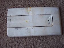 1969 1970 1971 1972 1973 1974 1975 Chevy Pickup truck Blazer center console lid