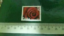 Poland Polska 2016 stamp 5 ZL Roza Rosa