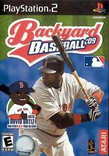 Backyard Baseball 2009 - Sony PlayStation 2