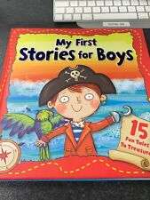My First Story Book For Boy's By Igloobooks