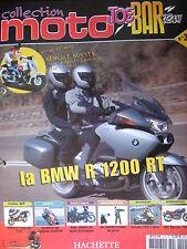 FASCICULE JOE BAR TEAM N°3 BMW R 1200 RT YAMAHA 500 T MAX MV AGUSTA 750S