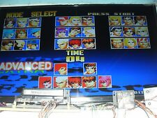 NEO GEO MVS KING OF FIGHTERS 97 1/2 SNK HACK GAME