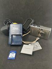 Canon Ixy Digital 55 Paquete Ver descripción Abajo, también conocido como IXUS Digital 50 en Europa
