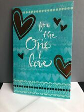 Kathy Davis For The One I Love Romance Love American Greetings Card