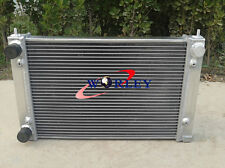 Aluminum Radiator for VW Golf MK2 MK II 1.6 8V and 1.8 16V MT 1982-1992