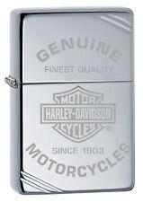 Zippo Harley Davidson Vintage Design auf Wunsch mit pers. Gravur 60004265 Neu