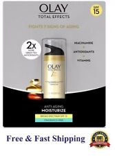 Olay Total Effects 7 in one Protective Skin Hydrating Lotion Sunscreen SPF15 3.4