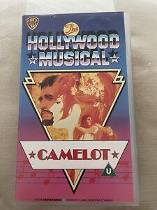 Camelot VHS. Richard Harris