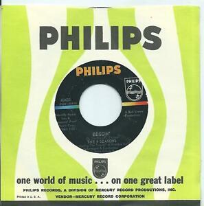 4 Seasons (The):Beggin'/Dody:US Philips:1967