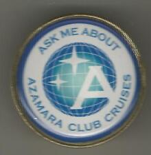 Azamara Club Cruises   Lapel / Tie Pin