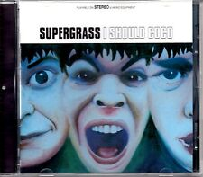 SUPERGRASS - I SHOULD COCO - 1995 CD ALBUM - NEAR MINT