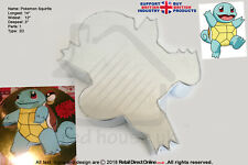 "Novelty Cake Baking Tin and Pans | Pokemon Squirtle Cake Shape | 3"" Deep"