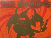 Pokemon XY Evolutions Charazard Elite Trainer Box SEALED ENGLISH VERSION