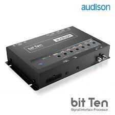 Audison bit Ten - SIGNAL INTERFACE PROCESSOR