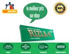 Papier à Roule Rizla Cigarette de Vert Green  25 / 50 Paquets de Feuilles