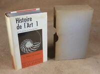LA PLEIADE : ENCYCLOPEDIE DE LA PLEIADE / HISTOIRE DE L'ART 1  / 1961