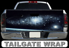 T308 GALAXY Tailgate Wrap Vinyl Graphic Decal Sticker LAMINATED