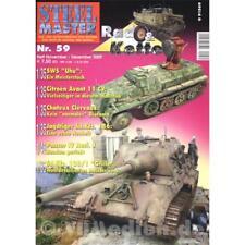 STEELMASTER 59 Rad & Kette Modellbau Panzer IV Citroen 1:48 1:35 Diorama 2. WK