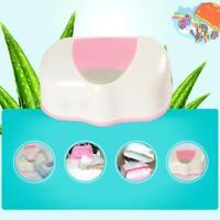 Baby Travel Wipe Case Child Wet Wipes Box Changing Dispenser Storage Holder HOT