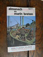 almanach du marin breton 1977