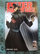 PETER PANZERFAUST #8 NM, 2nd PRINT , HOOK , IMAGE , BBC