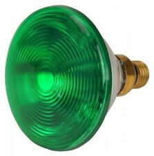PHILIPS OSRAM PAR38 PAR 38 E 150 Watt Ersatz Lampe Birne grün*72315