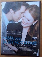 DVD (Nuevo) Hasta que la Ley nos Separe.Pierce Brosnan,Julianne Moore