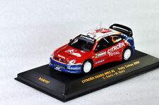IXO Citroen Xsara WRC #2  C. Sainz - M. Martin Rally Turkey 2005  RAM197 1/43
