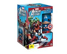 Marvel  Avengers Assemble Season 1 (POP VINYL) DVD $45.99