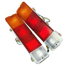 Suzuki Samurai Sierra SJ413 SJ410 Rear Brake Lamp Tail Light Pair