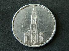 GERMANY 5 Reichsmark 1935 A Silver Third Reich Deutschland