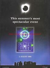Time Stephen Baxter Voyager 1999 Magazine Advert #7345