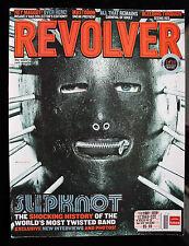 REVOLVER MAGAZINE SLIPKNOT 1 OF 10 COVERS NOV 2008 #5 CRAIG JONES