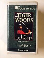 Tiger Woods:  The Makings of a Champion ~ Tim Rosaforte - Unabridged Audiobook