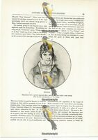 Spontini, Composer, Jean Guerin, Book Illustration (Print), c1892