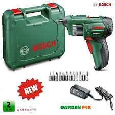 SALE - Bosch PSR Select Cordless SCREWDRIVER 0603977071 4053423207262 D2