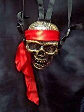 Pirate Toy Sword Sheath Back Pack Adjustable Straps Swashbuckler Prop Halloween