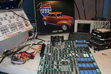CRUIS'N USA MIDWAY JAMMA DRIVING ARCADE CIRCUIT BOARD WORKING PCB