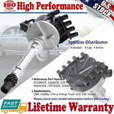 Ignition Distributor For Chevrolet GMC V8 5.0/5.7L 2000 1999 1998 1997 1996 1995